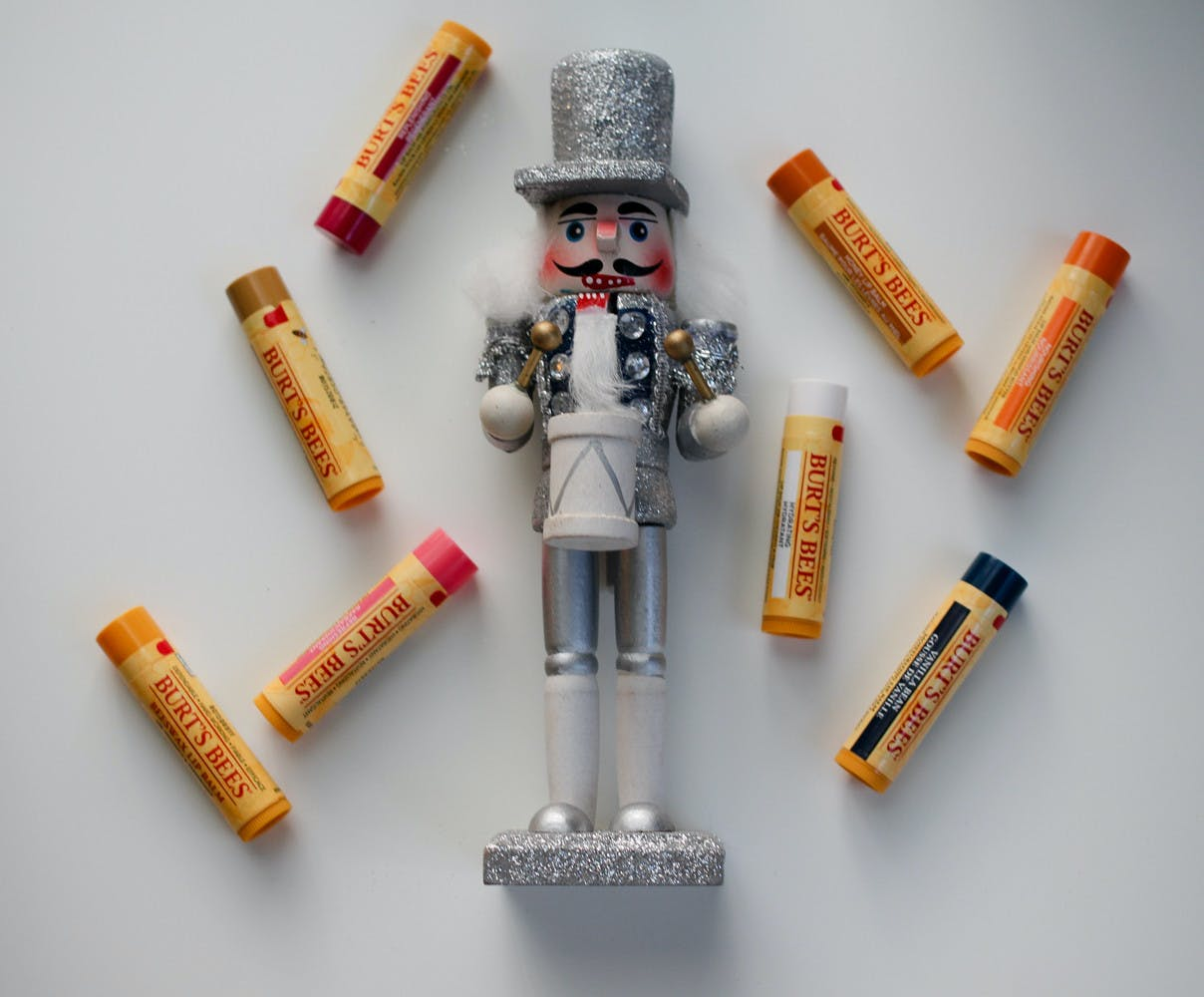 #UncapFlavour with Burt's Bees lip balm